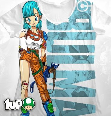 camisetas-irreverent-1up-bogota-dragon-ball-bulma