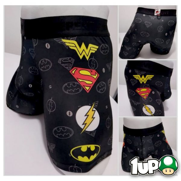 ropa-interior-irreverent-1up-bogota-dc-comics