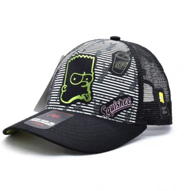 Gorra Jagi Licenciada 100% original por fox the simpsons 1up