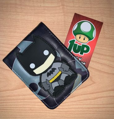 billetera batman toy 1up ropa y accesorios
