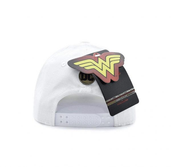 gorra wonder women comic 1up IMG_1252